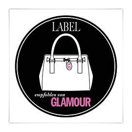 GLAMOUR Glamour Logo Personal Shopper Tasche Bag