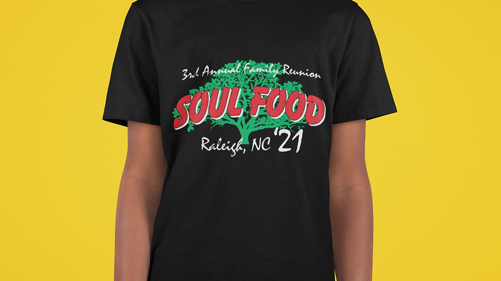 The 3rd Annual Family Reunion Soul Food Tee - KIDS