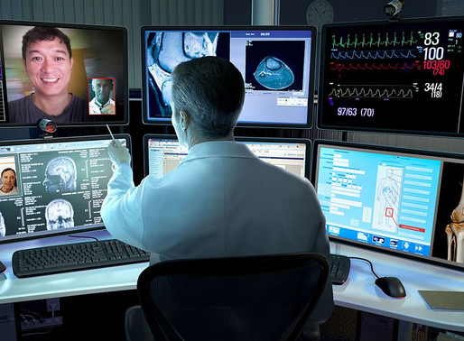 The Rise of Telemedicine