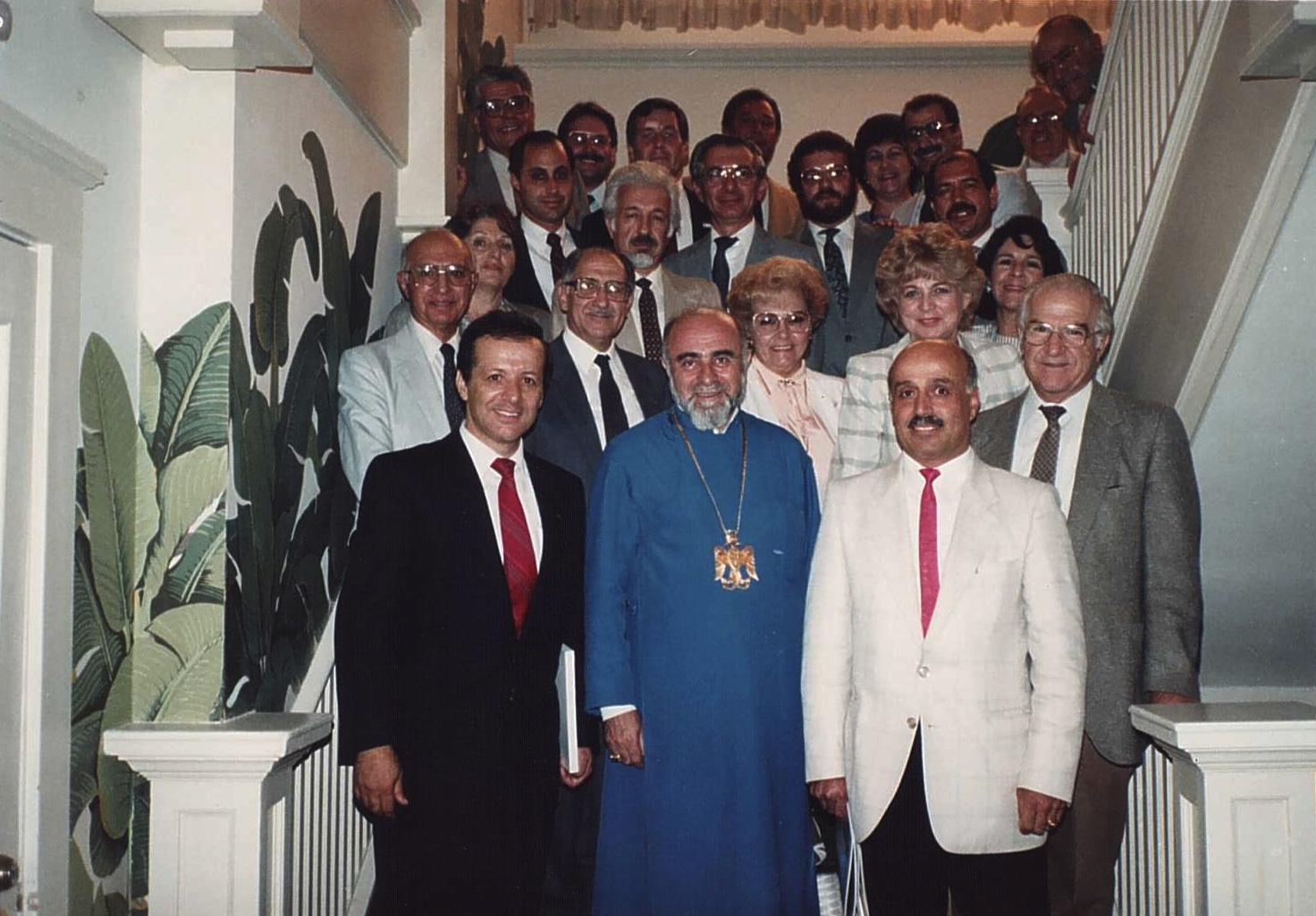 Armenian Evangelical leaders with Karekin Vehapar.jpg