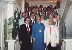 Armenian Evangelical leaders with Karekin Vehapar.jpg
