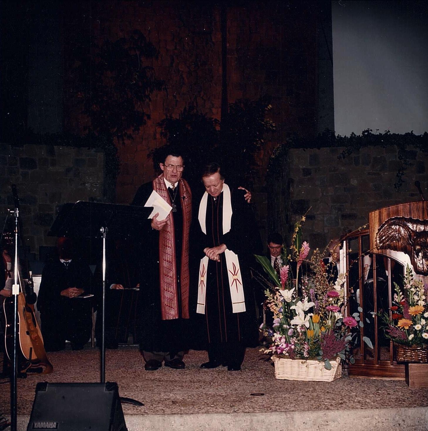 Rev.Echard Kraska installing Rev.Djambazian at GPC.jpg