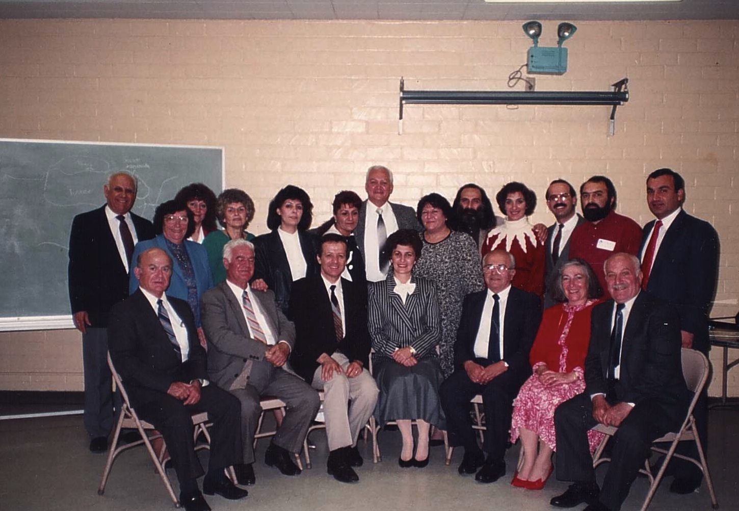 The Leader of the first Armenian Evangelical church in Glendale.jpg