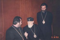 The primates karekin and Barkev with his Holiness Vasken Vehapar .jpg