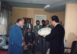 The Evnagelical union hosting Karekin Vehapar.jpg
