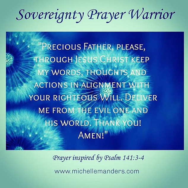 Prayer for a Righteous Will