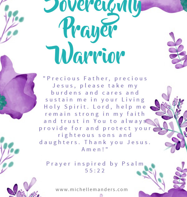 Prayer For Support in Keeping Your Faith Strong