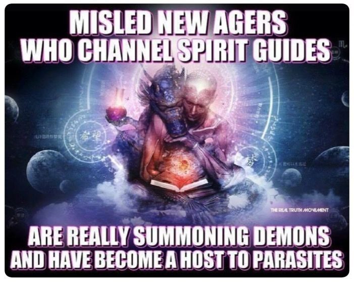 Misled New Agers
