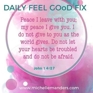 True Peace!