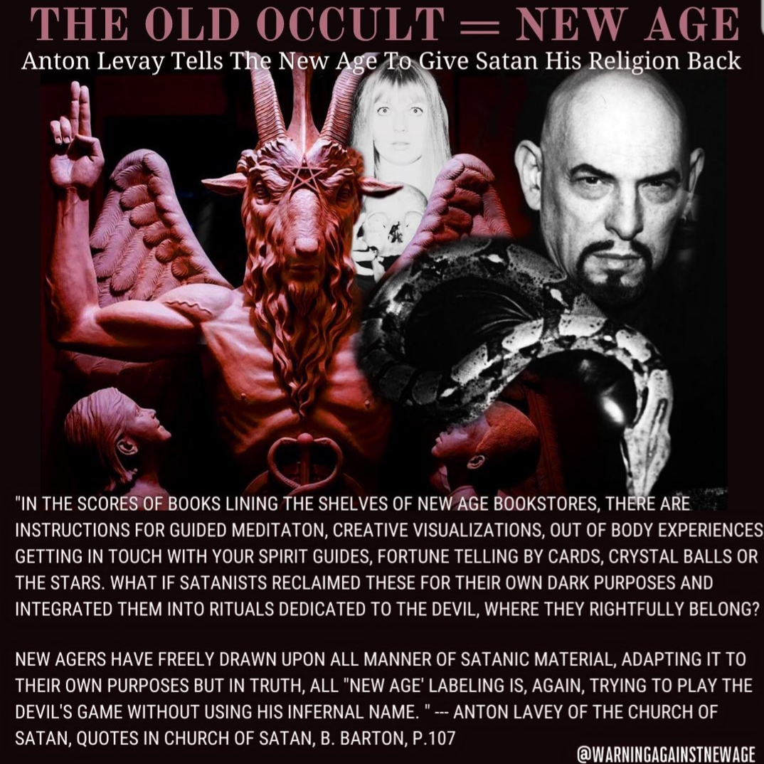 New Age Satanism