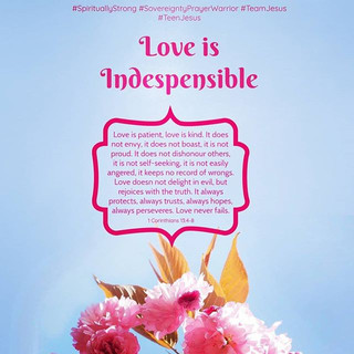 Love is Indespensible