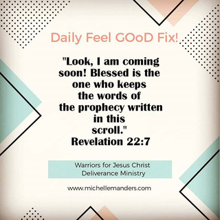 The Lord is Coming Soon!!