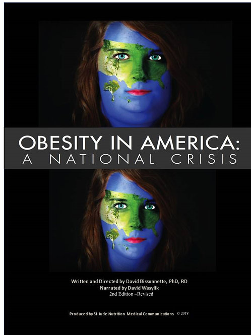 STREAMING OBESITY IN AMERICA: A National Crisis ONLY MSU, MANKATO BOOKSTORES