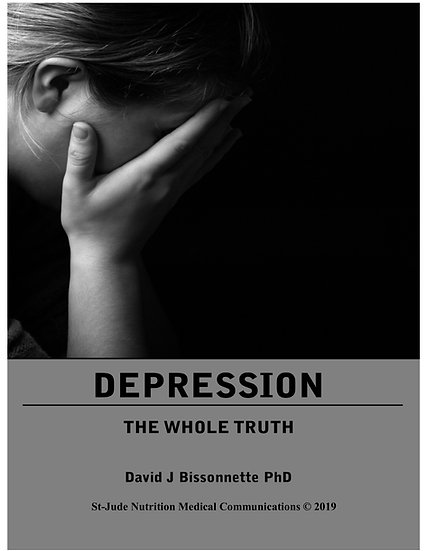 DEPRESSION: The Whole Truth (Vimeo streaming)