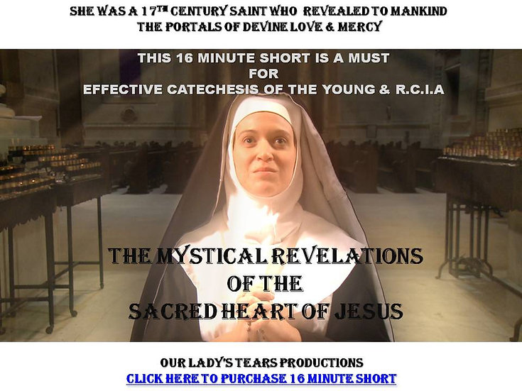 The Mystical Revelations of the Sacred Heart of Jesus DVD
