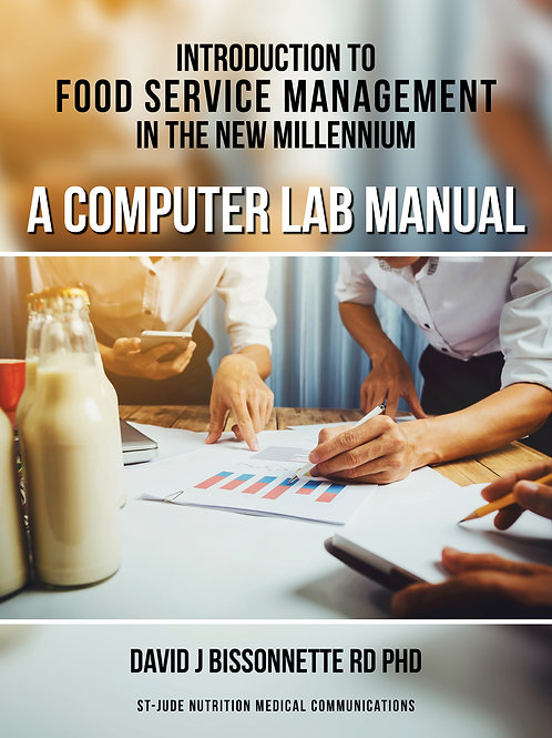 INTRODUCTION TO FOODSERVICE MANAGEMENT IN THE NEW MILLENNIUM