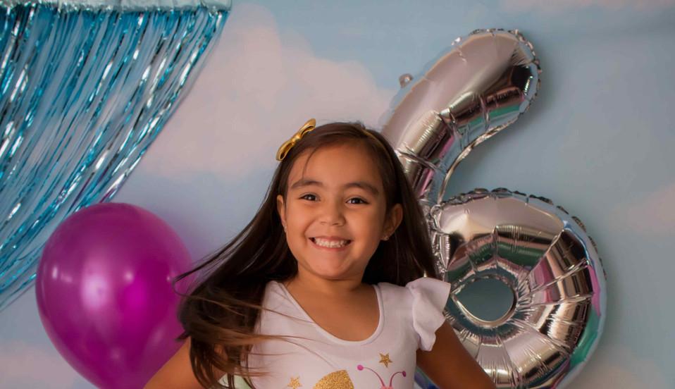 Fotografía de cumpleaños
