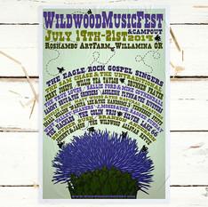 Wildwood Music Fest | Willamina, OR