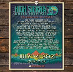 High Sierra Music Festival | Quincy, CA