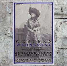 Western Wednesdays | Santa Cruz, CA