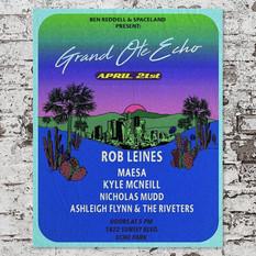 Grand Ole' Echo | Los Angeles, CA