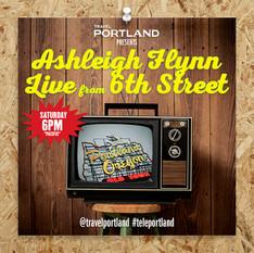 Travel Portland | Solo Live Stream