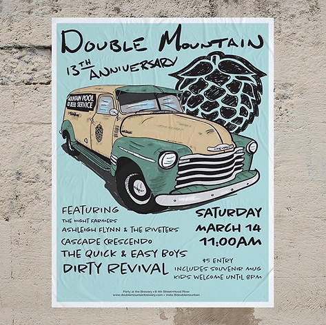 Double Mountain Brewery | Hood River, OR