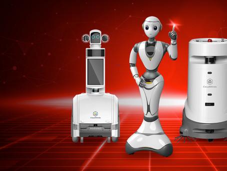 ความร่วมมือของมนุษย์และหุ่นยนต์…พลิกวิกฤติให้เป็นโอกาส