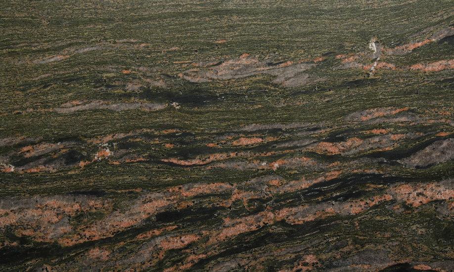 Verde Marisma LEATHERED 3cm