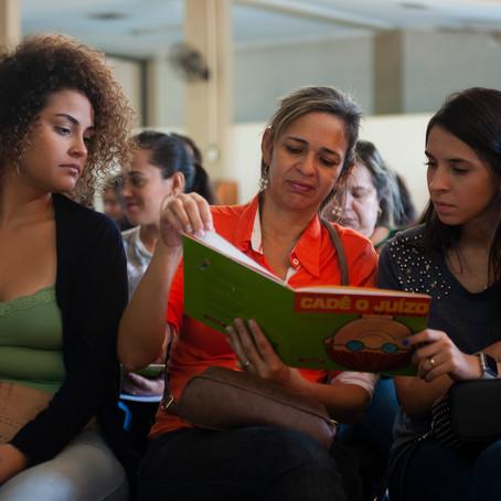 Galeria: Oficina de mediação de leitura para professores