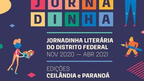 G1 divulga Jornadinha Literária do DF