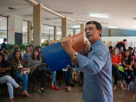 Jornada oferece oficinas para professores