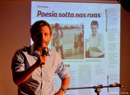 """Poesia e redes sociais: os """"likes"""" que incentivam o poeta"""