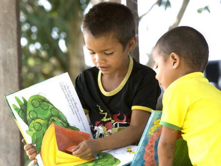 Para formar leitores, Jornada terá programação para crianças de até seis anos
