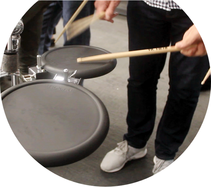 Drumming Up Resilience