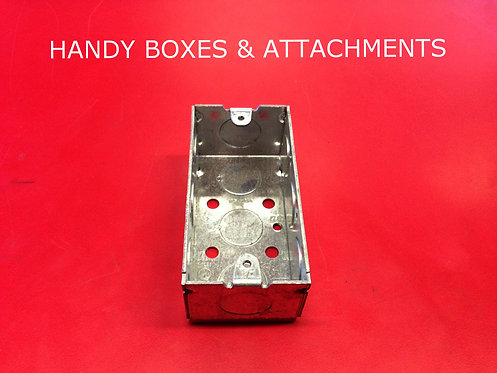 Handy Boxes and Attachments