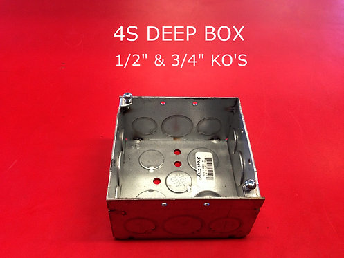 4S Deep Box