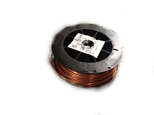 8 Solid Bare Copper ( Cut / Foot )