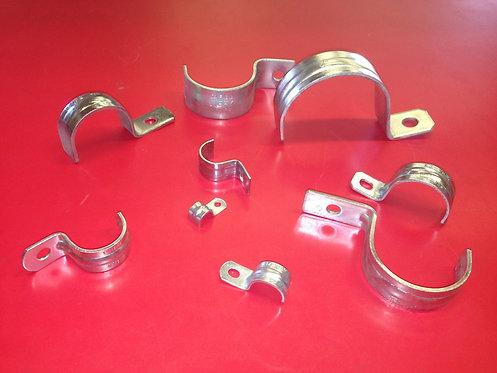 1 Hole Rigid/Flex/PVC Straps