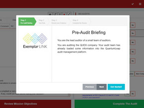 Exemplar Global Launches Online Audit Simulator; How do you compare to other professional auditors?