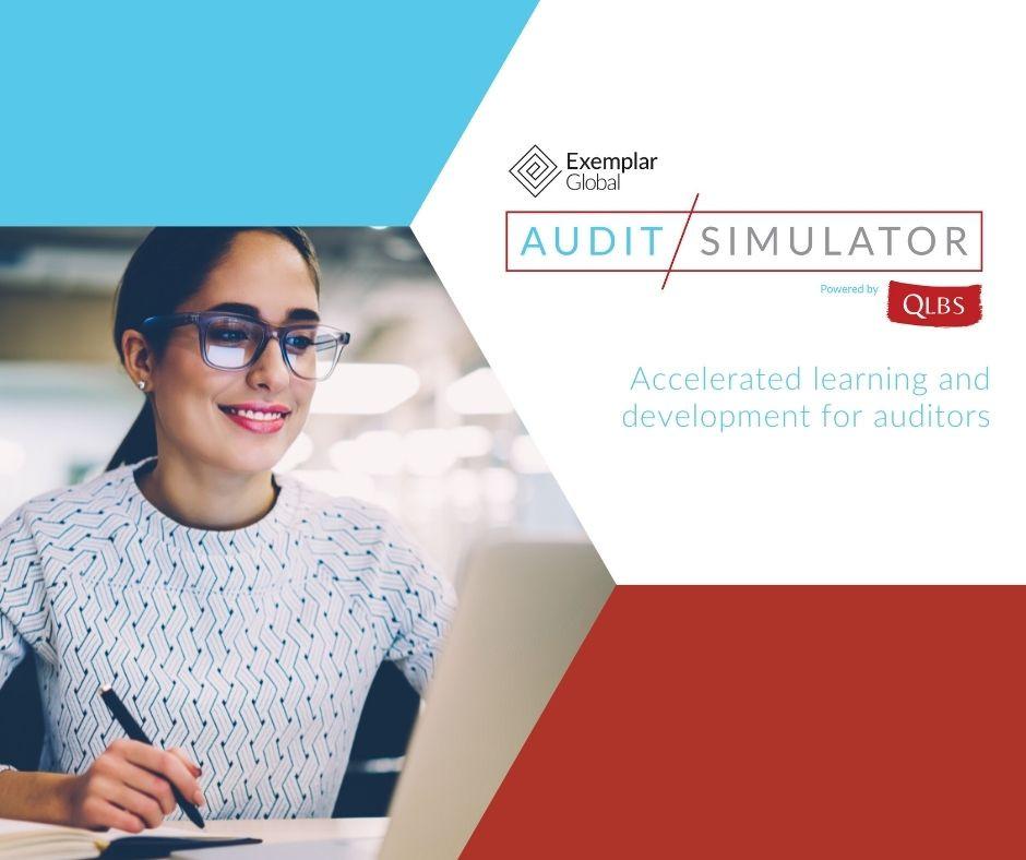 Exemplar Global Audit Simulator logo