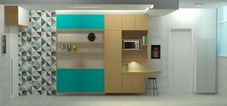 CADLAB_Cozinha N Vista Bancada