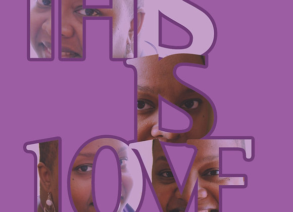 This Is Love...CD (2010)