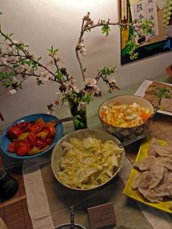 ארוחת ראש השנה הסיני
