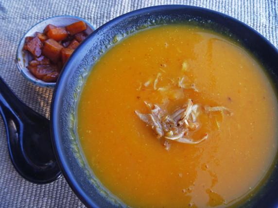 מרק בטטה  יפני