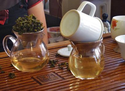 טכס תה טייוואני