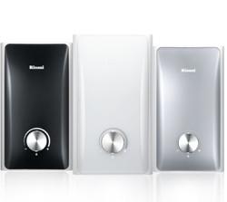 water heater trio