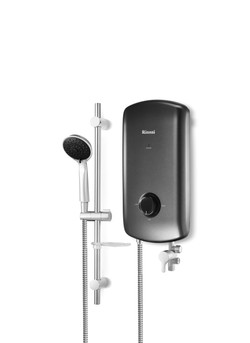 Water Heater Space Grey