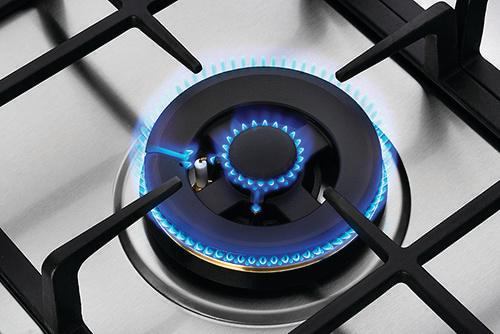 60cm burner flame