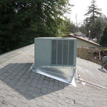 residential rooftop unit